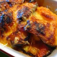 韓国食材トッポギでアツアツグラタン