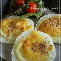 スパイシー☆長芋のチーズ焼き