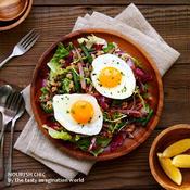 トムヤムクン風味のエスニックライスサラダ