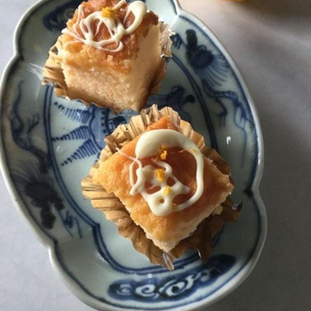 Torta allo Yuzu 柚子のケーキ