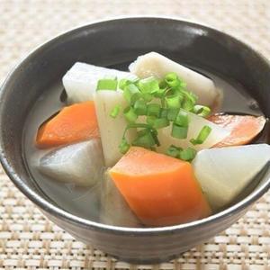ホッとする味…「根菜」スープで体の芯から温まりたい!