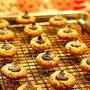 Valentine's Hershey's Kiss Pecan Nuts Snowball Cookies