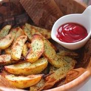 みんな大好き♪「フライドポテト」を揚げずに美味しく作れるレシピ