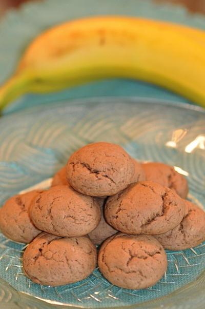 ホットケーキの素deバナナクッキー