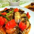 パリパリ鶏ムネ肉の夏野菜あん by カピさん