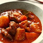 好きなお肉で作ってみよう!あったかトマトシチューレシピ