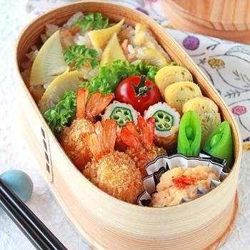 春にピったり♪お肉にお魚わっぱ弁当まとめ5選!