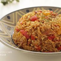 玄米の旨炒めチャーハン