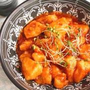 海老チリ風!鶏むね肉で柔らか鶏チリ【連載記事を更新しました】