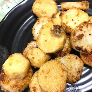 山芋のガーリックチーズ焼き