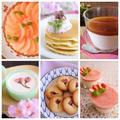 春におすすめ*桜スイーツなど和スイーツ6レシピ