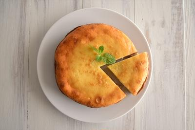 ピザ用チーズで作る♪絶品!チーズケーキ