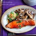 ♡さっぱりコクうま♡鮭の和風ムニエル♡【#簡単レシピ#時短#バタポン#魚】