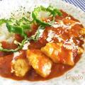 やわらかしっとり鶏胸肉トマトクリームカレー☆減塩♪ 超簡単15分♪ by Legeloさん