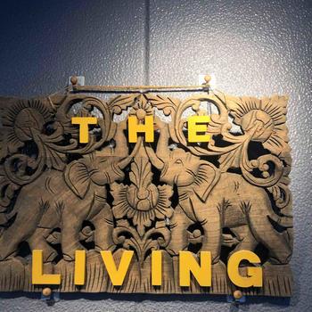 伝説のカフェ THE LIVING のイベントに参加しました