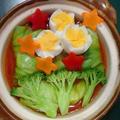星降る夜のロールキャベツ鍋 by Marikoさん