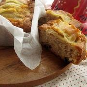 りんごの焼きケーキ~シナモン風味~