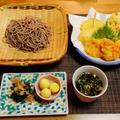 まとめ記事☆バタートースト・スキレットdeナポリタン・天ざる蕎麦♪☆♪☆♪