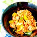 たたきキュウリと魚肉ソーセージのやみつきキムチ♡簡単おつまみ♡包丁不使用♡