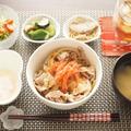 煮込まない!さっと煮で柔らか豚丼(; ・`д・´) by もぐたもぐおさん