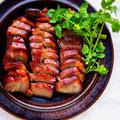 ♡漬けて焼くだけ♡本格焼豚♡【#簡単#チャーシュー#お正月#おせち料理】