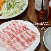 おすすめ〜〜〜♡昆布出汁の豚しゃぶしゃぶの作り方♡