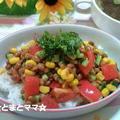女子力UP!☆トマ納豆丼 by とまとママさん