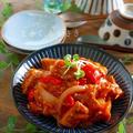 ご飯がもりもり進む♪厚揚げのエビチリ風の炒め物&新しいスマホ②