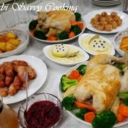 12月8日クリスマスお料理講習レポ