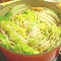 白菜鍋の〆は塩ラーメンで♪とお楽しみ★ by shioriさん