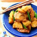リクエストが止まらない! フライパンひとつで大人も子どももとびきりおいしく食べられる、鶏肉と新じゃがとホクホクにんにくの煮もの 。 by 庭乃桃さん