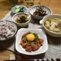 【レシピ2品】まぐろキムチ納豆&手羽先と白菜のスープ…受験生におくる脳活性晩ごはん♪