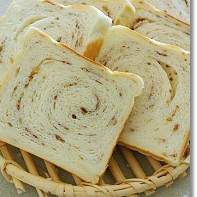 甘栗食パン