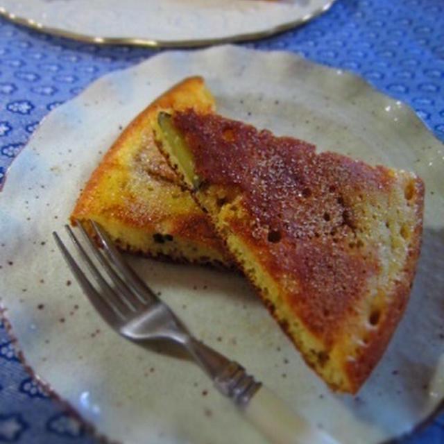 シナモン風味のさつまいもパンケーキ(料理・お弁当部門)