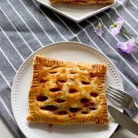 ハロウィン☆パンプキン&チーズローフパイ