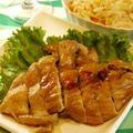 鶏胸肉の柔らかジューシー照り焼き
