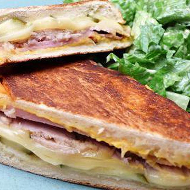 キューバ風サンドイッチ Cubano Sandwiches