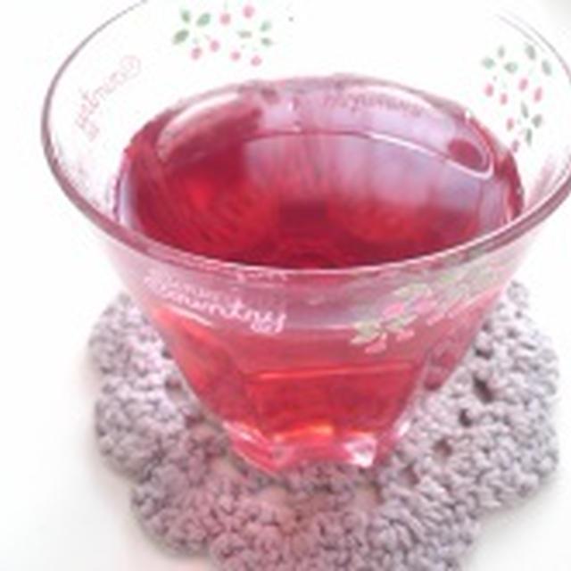 赤紫蘇ジュース♪