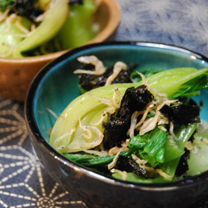 シャキッと食感がやみつきに!チンゲン菜の人気レシピ30選