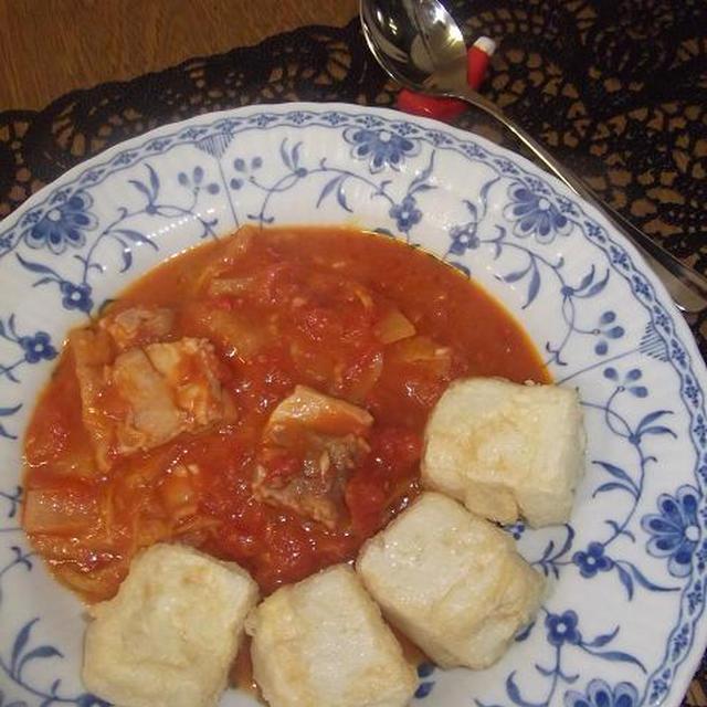 イタリアン★揚げ出し豆腐