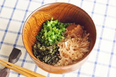 沖縄のインスタントスープ かちゅー湯(鰹湯)