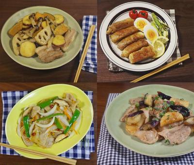 【秋バテに効果あるレシピ4選】フライパンで簡単!免疫アップの豚肉料理
