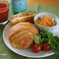 おうちパン工房②トーストロールの朝ごはん&小麦の匠アレンジ♪ by 杏さん