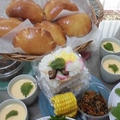 クリームパン作り★(犬仲間でパン作り)