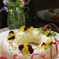 昨日のキッチンはケーキやパンの良い香りに包まれていました~エンゼルケーキや全粒粉ブレッドなど♪♪ by pentaさん