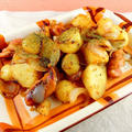 簡単に作れるジャーマンポテトはじゃがいもレシピで大人気!