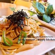 簡単にほっこり気分!お箸で食べたい「炒めパスタ」5選