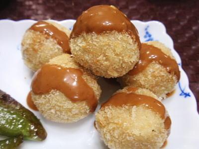 ふんわり美味しい☆おからコロッケ(レシピ付)