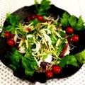 我家のおもてなし 野菜たっぷりカツオのサラダ by kinokoさん