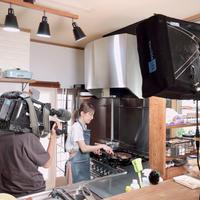 【撮影】NHK きょうの料理 #VTR#カフェ&キッチンスタジオ